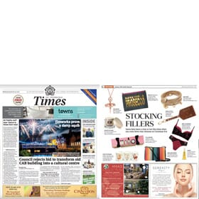 Times of Tunbridge Wells - 29th November Feature