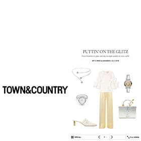 Town & Country July Feature