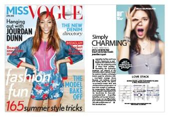 Miss Vogue Magazine