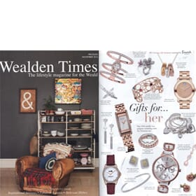 Wealden Times Magazine December - Feature