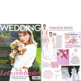 Wedding Magazine October - Feature
