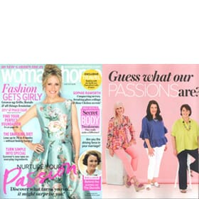 Woman & Home - June Edition Feature 1
