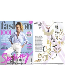 WOMAN AND HOME FASHION - Spring/Summer Edition Feature