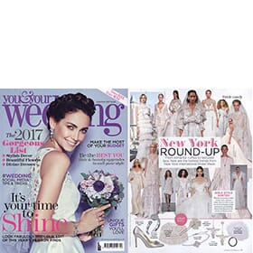 YOU & YOUR WEDDING February/March Edition - Feature Page 1