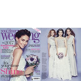 YOU & YOUR WEDDING February/March Edition - Feature Page 2