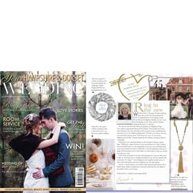 Your Hampshire & Dorset Wedding - January Feature 1