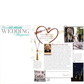Your East Anglian Wedding - 2nd December Feature