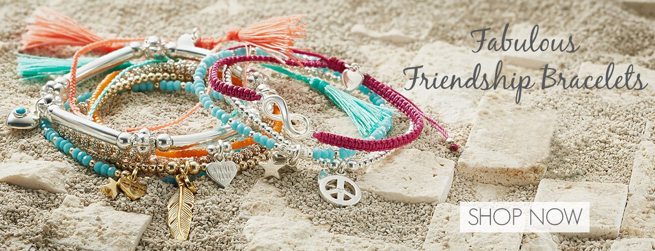 Fabulous Friendship Bracelets