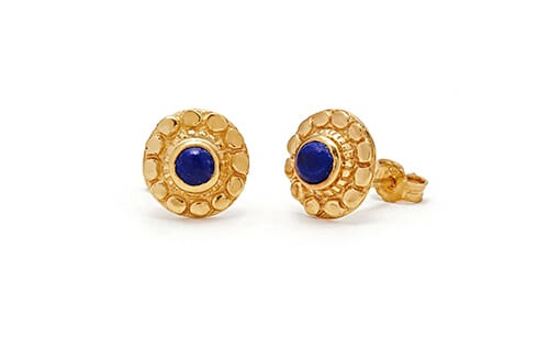 Ronde Gold Earrings