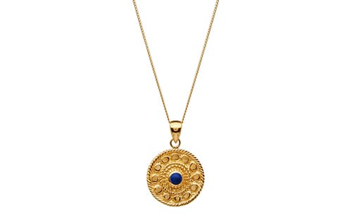 Ronde Gold Necklace