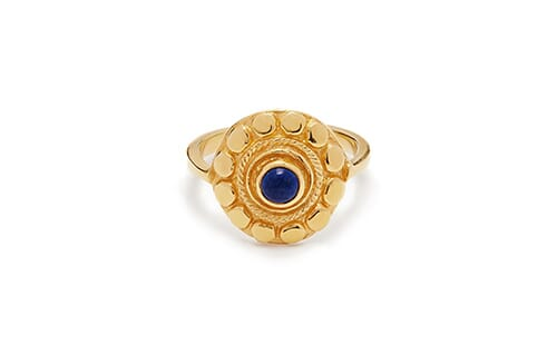 Ronde Gold Ring