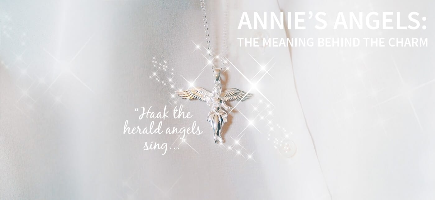 Annie's Angels, hark the heard angels sing