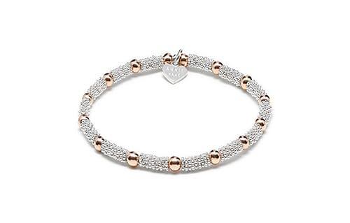 Frankie's Rose Gold Bracelet