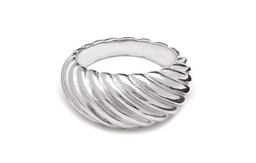 Retro Silver Ring