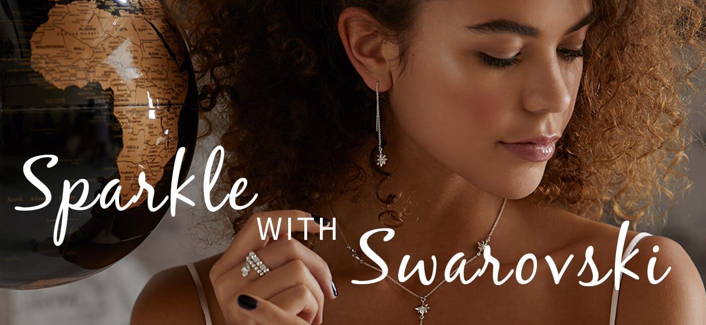 Sparkle with Swarovski