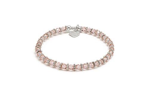 Swarovski Sparkle Bracelet - Rose