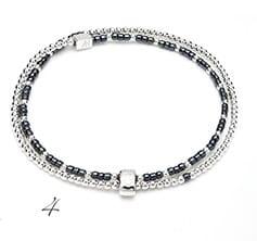 serasi-dua-silver-bracelet-hematite