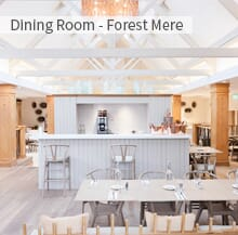 Dining room Forest Mere