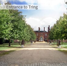 Entrance to Tring