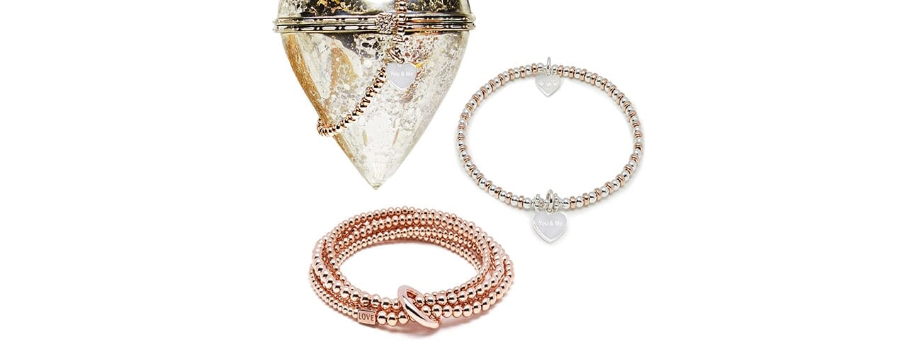 WIN a relaxing spa break & stunning Valentine's Day jewellery!