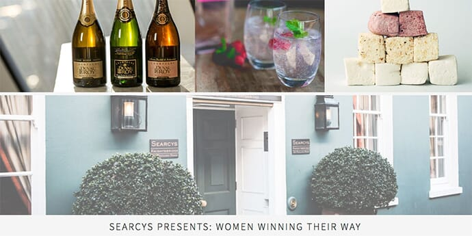 Searcys Presents: Women Winning Their Way