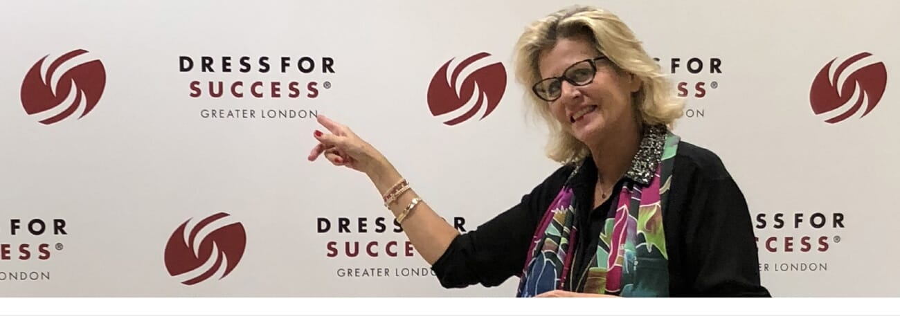 Dress for success in partnership with Annie Haak
