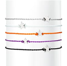 STAR FRIENDSHIP BRACELETS