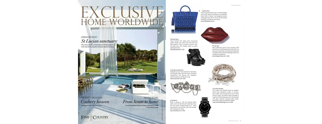 Exclusive Home Worldwide Magazine