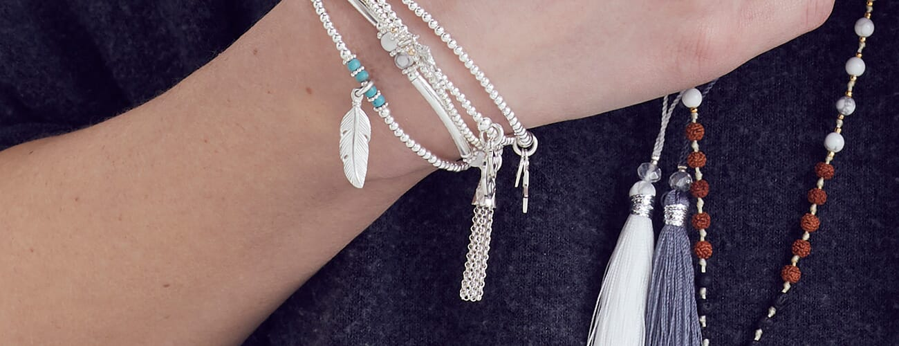 Inspired by angels: Feather Collection