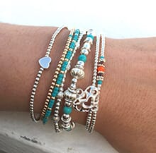 TURQUOISE STACK4
