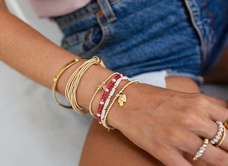 The Salsa Bracelet Stack