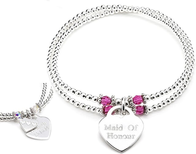 Sari Personalised Bracelet