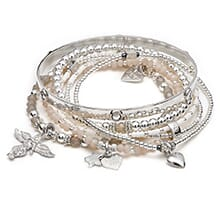 NEW YORK CITY BRACELET STACK