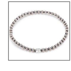 Mini Ria Silver Bracelet