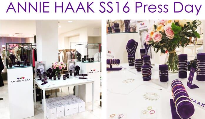 Annie Haak SS16 Press Day