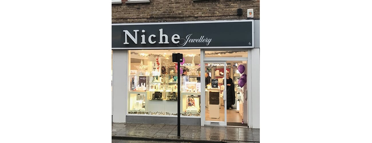 Meet the Designer event with our hosts Niche Jewellery!