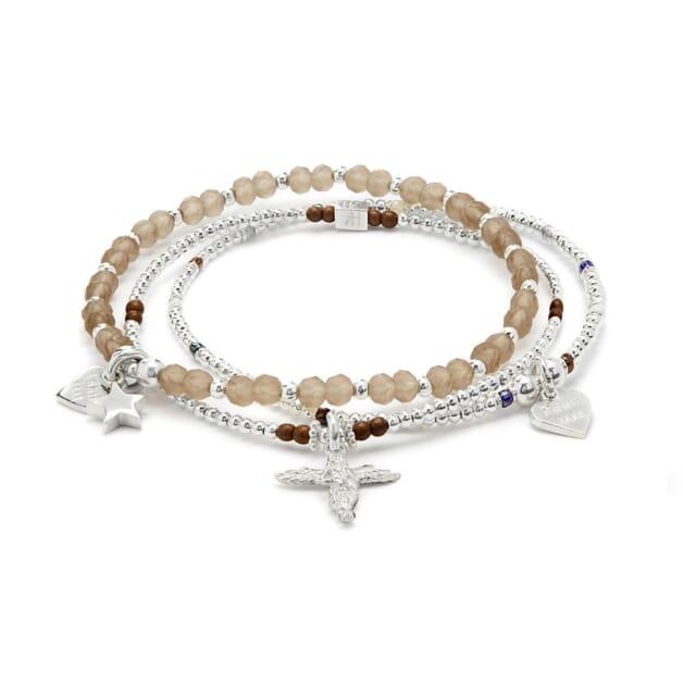 Acadia Bracelet Stack