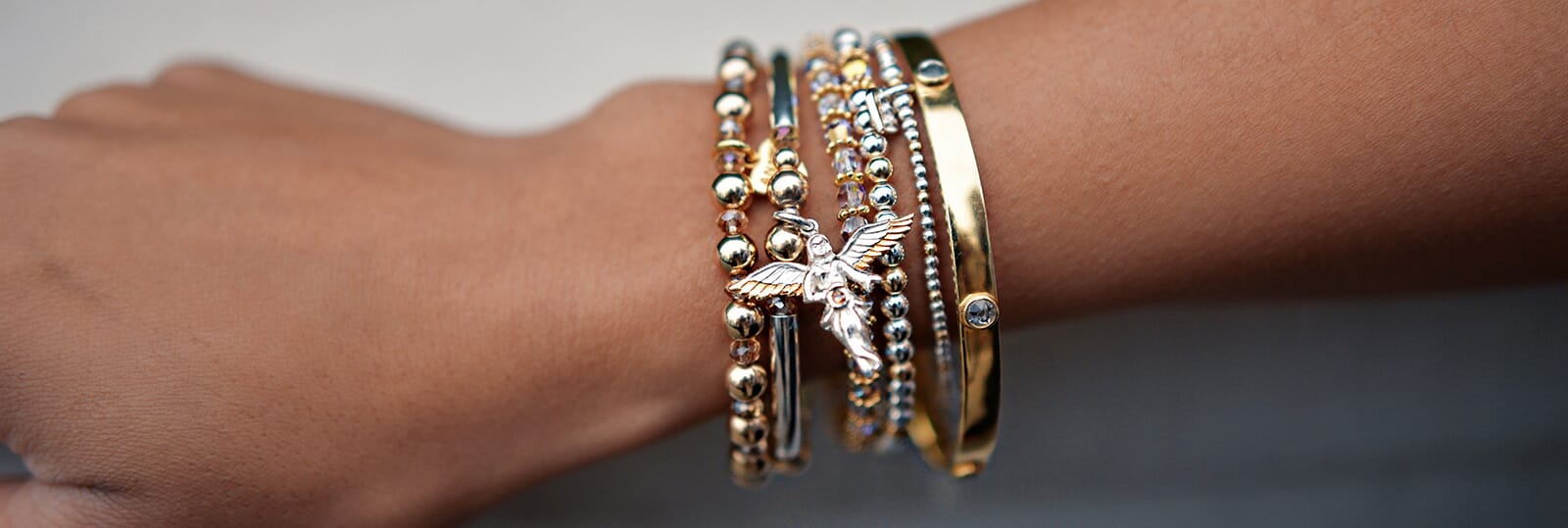 Limited Edition Joyous Bracelet Stack