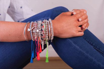 Hippy Chic bracelet