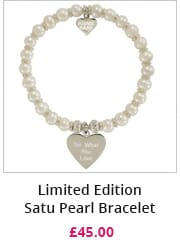 Limited Edition Satu Pearl Bracelet