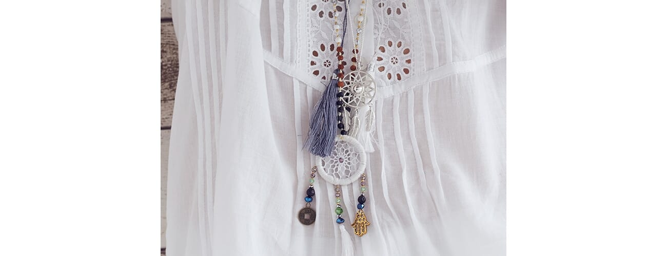 Drift away with dreamy dreamcatchers