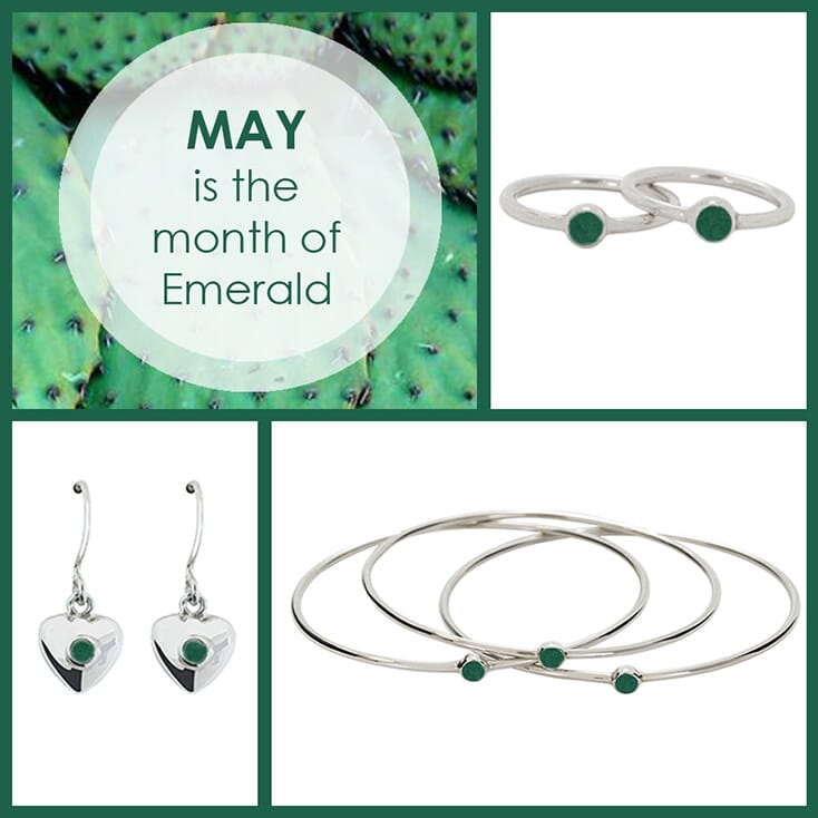 May the month of Emerald