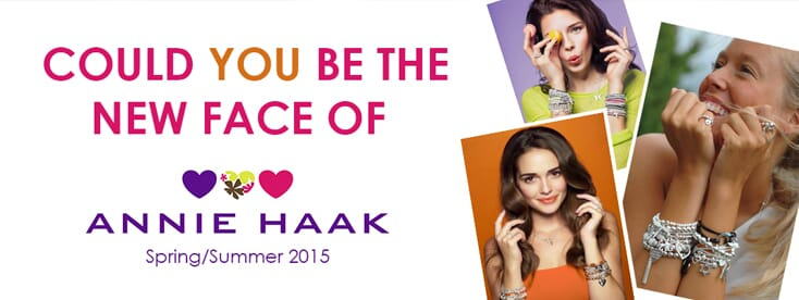 The New Face of Annie Haak
