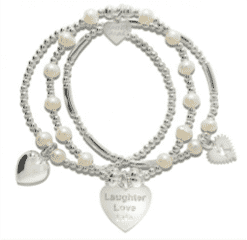 suka hearts bracelet