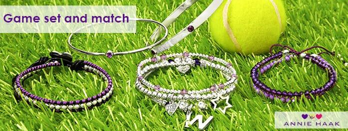 Wimbledon jewellery